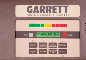 Металлодетектор арочный GARRETT Magnascanner CS 5000_1