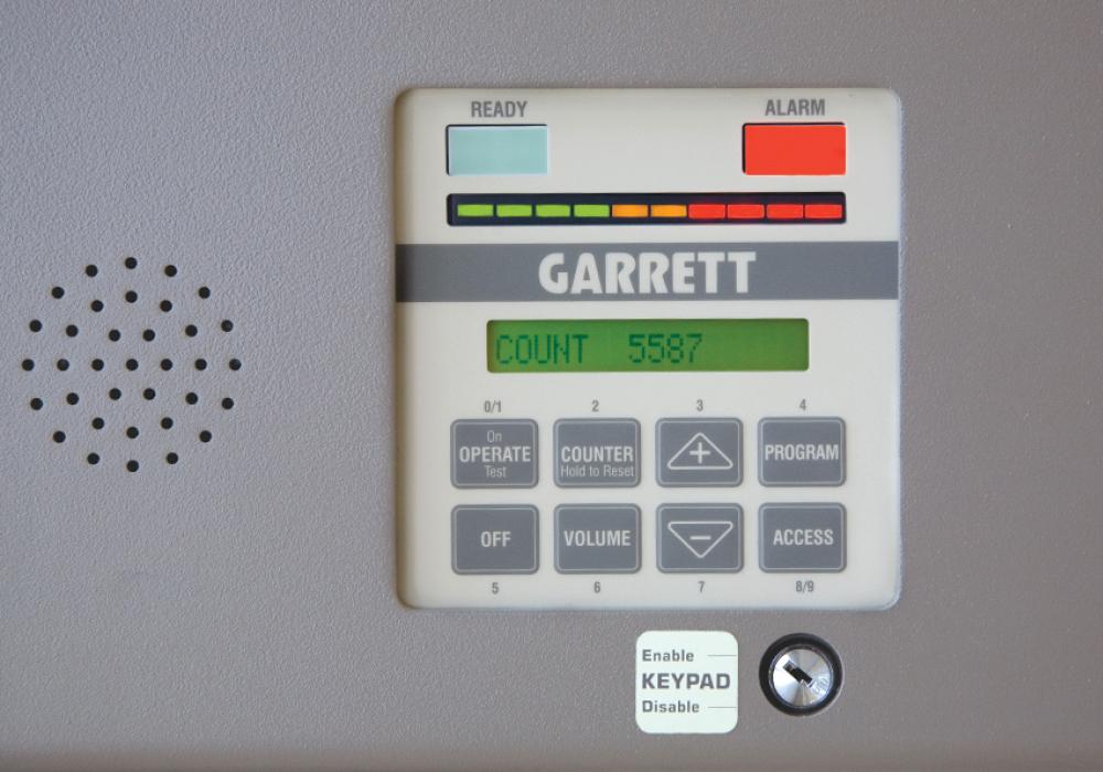 Металлодетектор арочный GARRETT PD 6500i