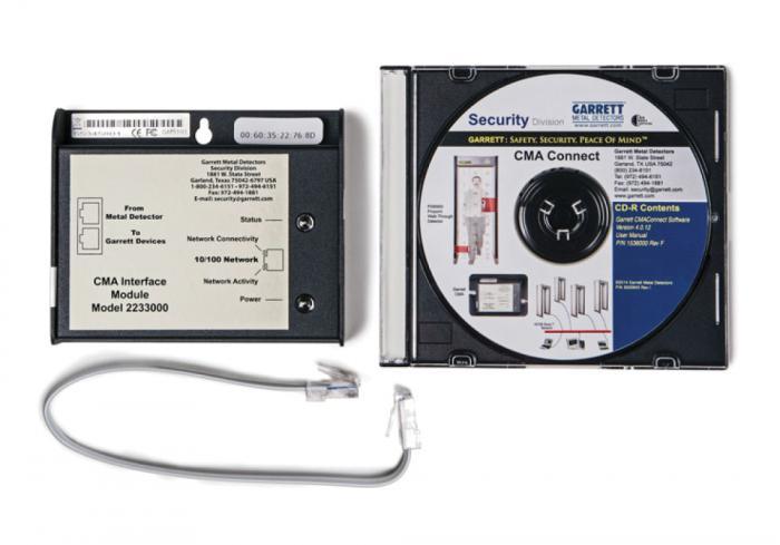 Модуль компьютерного интерфейса СМА