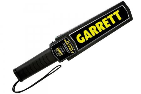 Ручной металлодетектор GARRETT SUPER SCANNER V