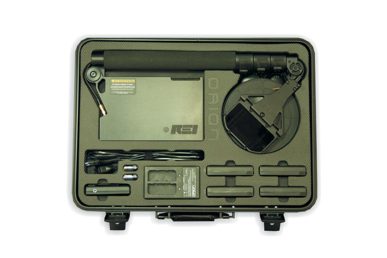 Комплект поставки ORION NJE-4000