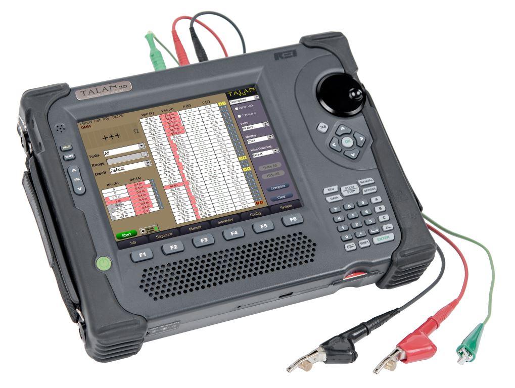 Анализатор проводных линий TALAN dpa-7000
