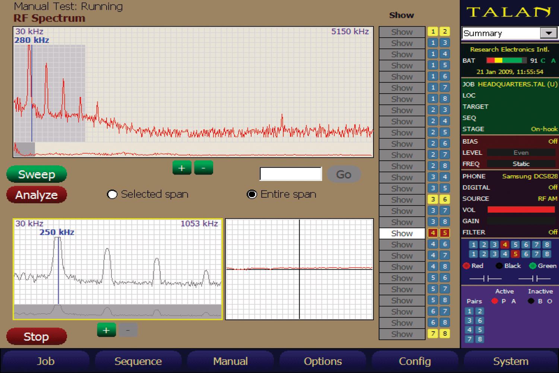Широкополосный детектор радиочастотных сигналов