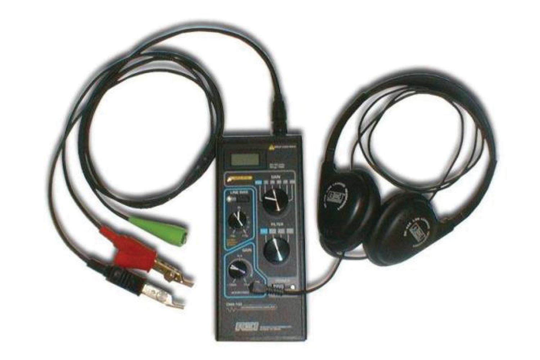 Усилитель для обследования проводных линий CMA-100