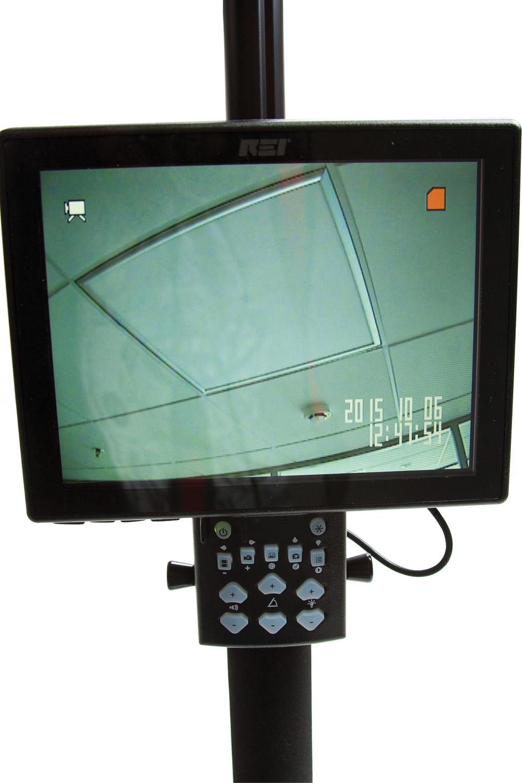 Цветной монитор VPC 2.0