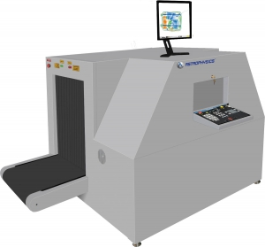 Рентгенотелевизионный интроскоп Astrophysics XIS-5878