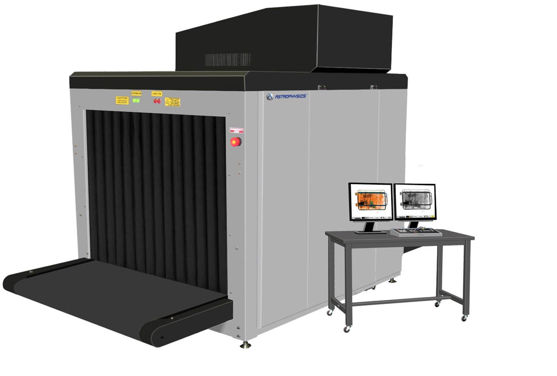 Рентгенотелевизионный интроскоп Astrophysics XIS-1080D