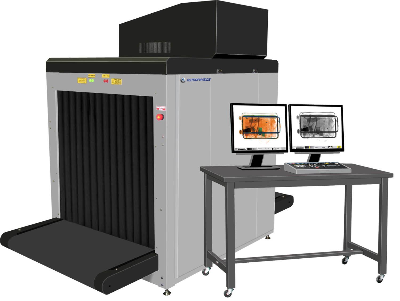 Рентгенотелевизионный интроскоп Astrophysics XIS-100XD