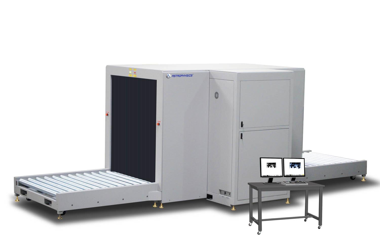 Рентгенотелевизионный интроскоп Astrophysics XIS-1517
