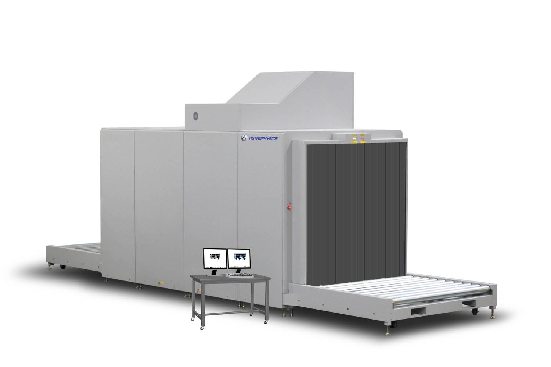 Рентгенотелевизионный интроскоп Astrophysics XIS-1818DV