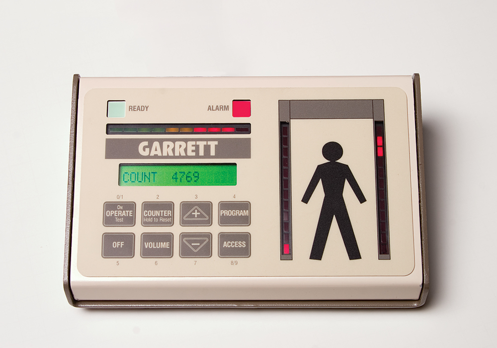 Металлодетектор арочный GARRETT PD 6500i IP65