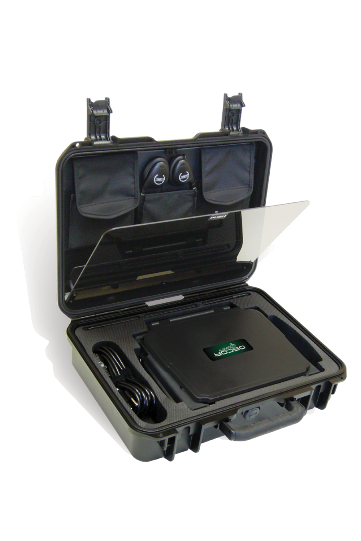 Кейс анализатора спектра OSCOR Green 8 ГГц