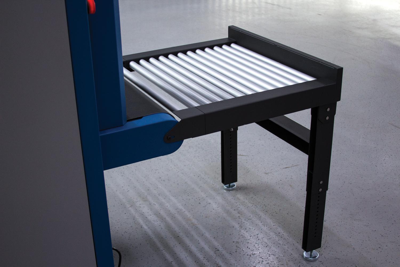 Выходной роликовый стол (рольганг) для рентгенотелевизионного интроскопа Astrophysics XIS-100X