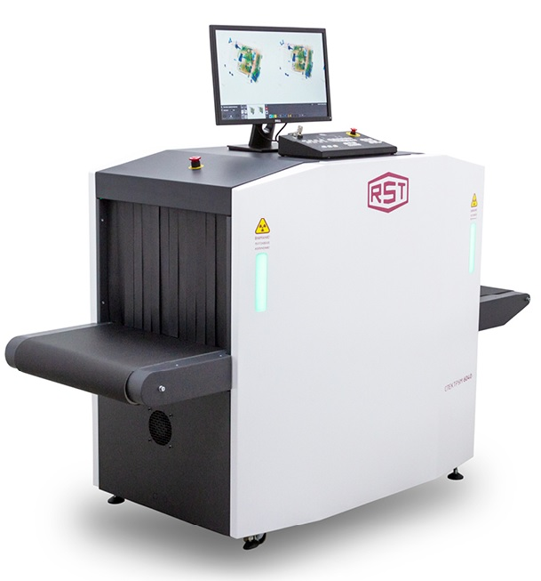 Рентгенотелевизионный интроскоп RST СПЕКТРУМ 6040