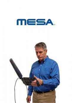 Портативный анализатор  спектра MESA Basic_11