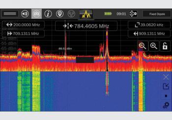 Портативный анализатор  спектра MESA Basic_4