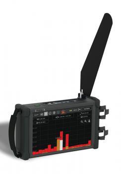 Портативный анализатор  спектра MESA Deluxe_8