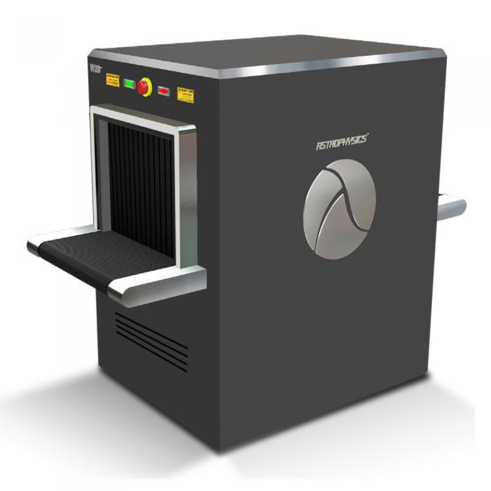 Рентгенотелевизионный интроскоп Astrophysics VI-3D