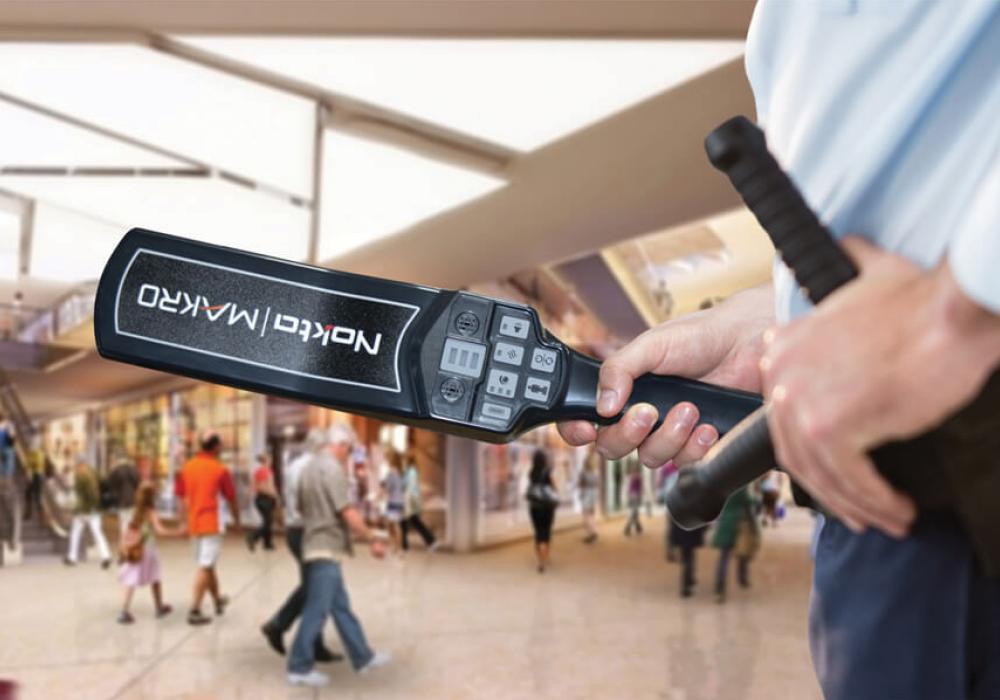 Обеспечение безопасности в торговом центре с помощью NMS20