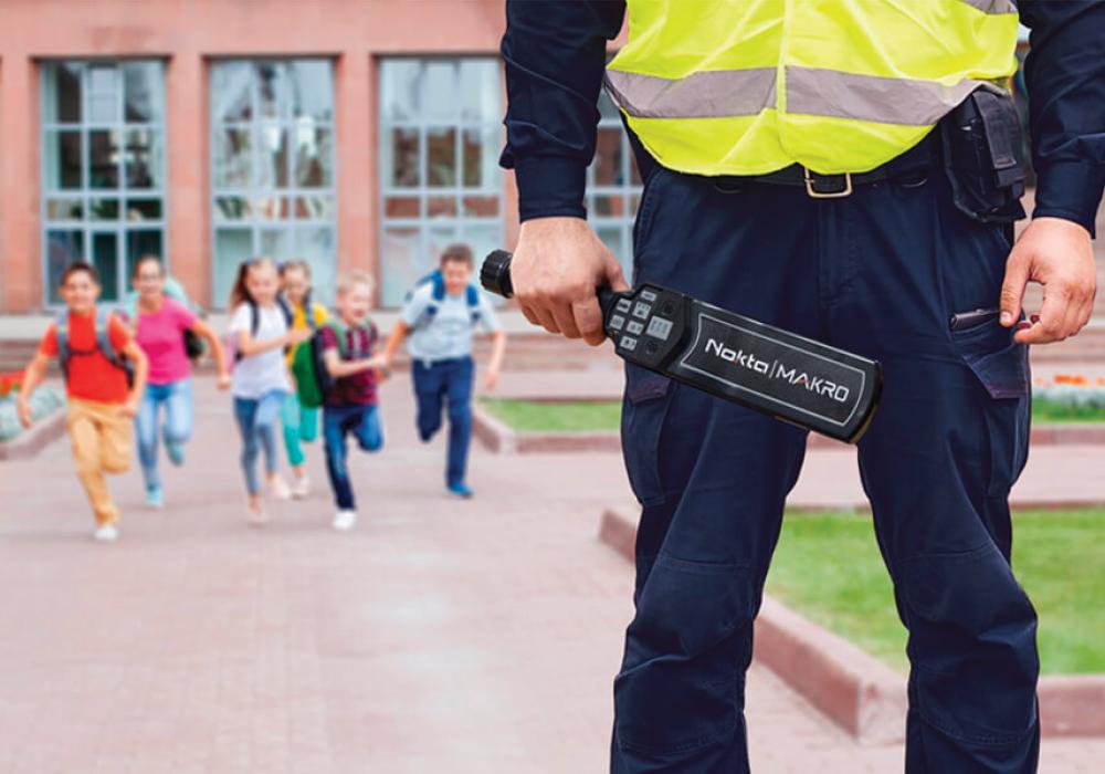 Обеспечение безопасности в учебном заведении с помощью NMS20