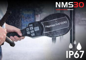 Ручной металлодетектор NOKTA&MAKRO NMS30_6