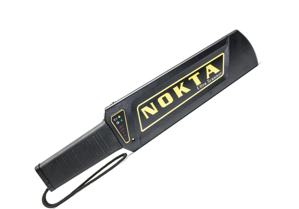 Ручной металлодетектор Nokta Makro Ultra Scanner