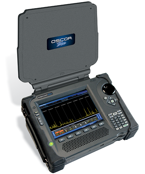 Анализатор спектра OSCOR Blue 24 ГГц